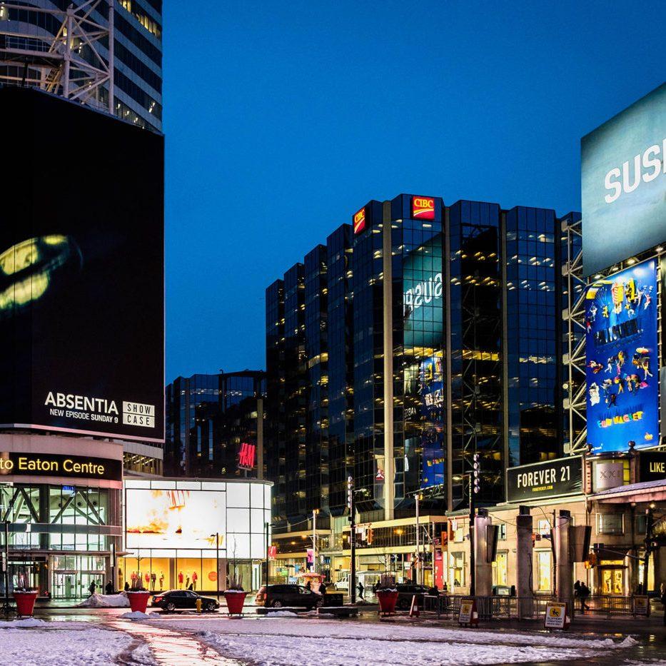 Show Case - Absentia - YDS Domination - CF TEC Tower + AOB Media Tower (Toronto, Ontario)